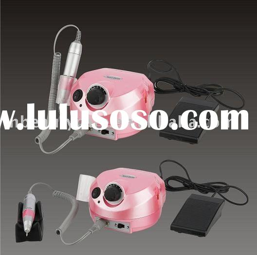 LND202 Nail drill & Electric nail polishing drills machine &35000 RPM