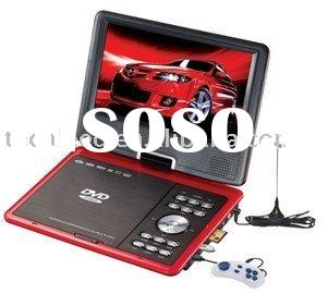 LT-960B 9.5 inch portable DVD player with TV GAME