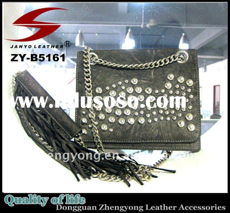 Ladies Handbags Genuine Leather Handbags(ZY-B5161)
