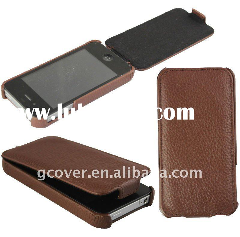 Leather Cases For Iphone 4, Covers for Apple Iphone,Accessories for Apple Iphone