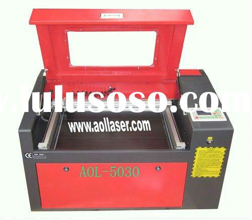 Leather laser cutting and engraving machine-AOL-5030