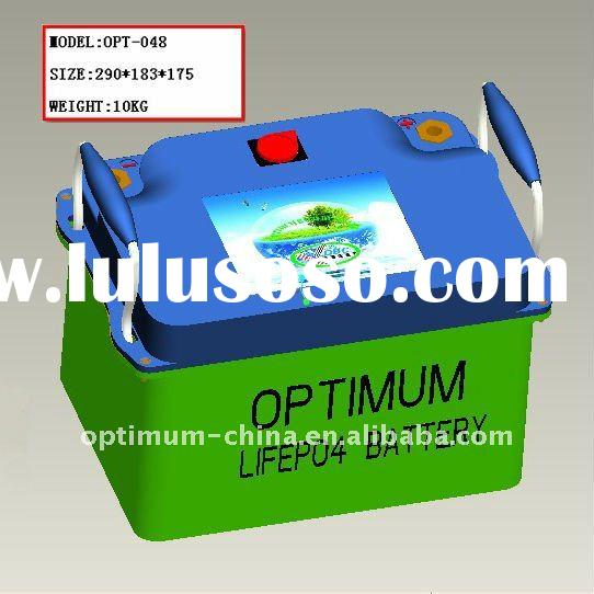 LiFePo4 48V 24AH battery pack for electric scooter