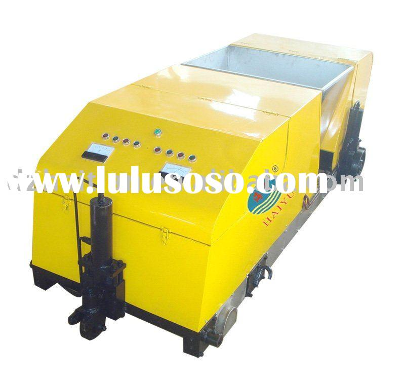 Lightweight Wall Plate Extrusion Moulding Machine HQJ Model