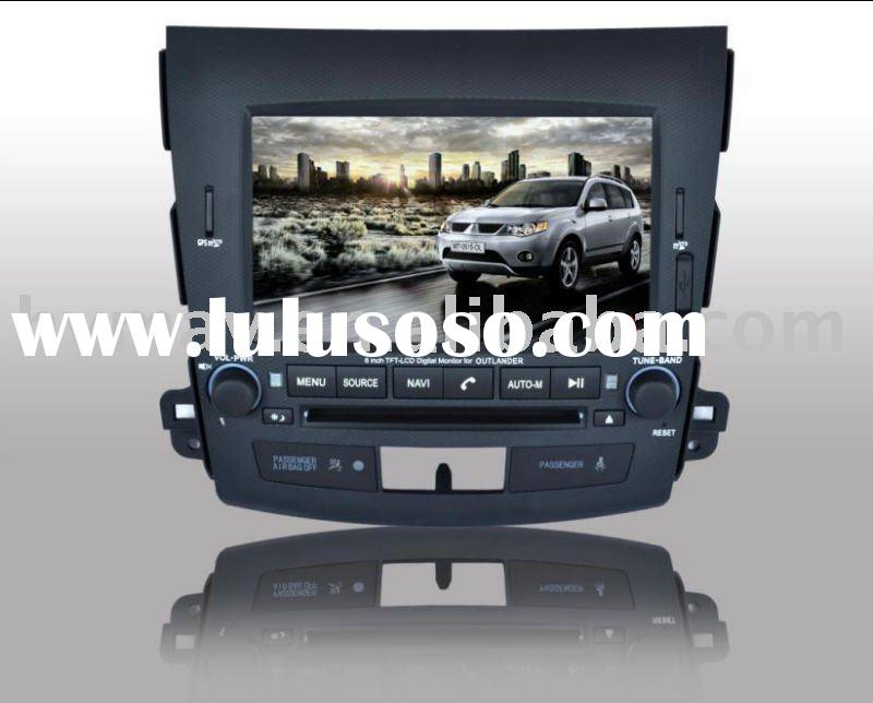 MITSUBISHI OUTLANDER CAR DVD/GPS