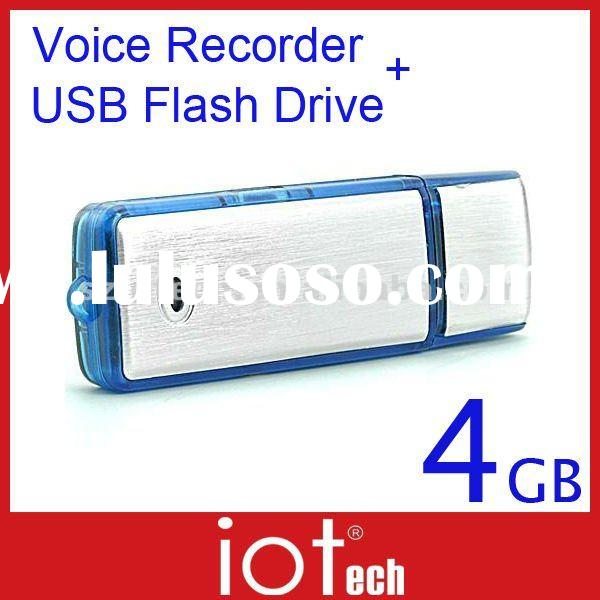 MP941 4GB Mini USB Digital Voice Recorder
