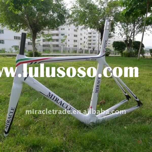 MT-MC008 SPL inside cable carbon miracle 2011 latest High Purity Full Carbon Fiber Frame&Fork Ro