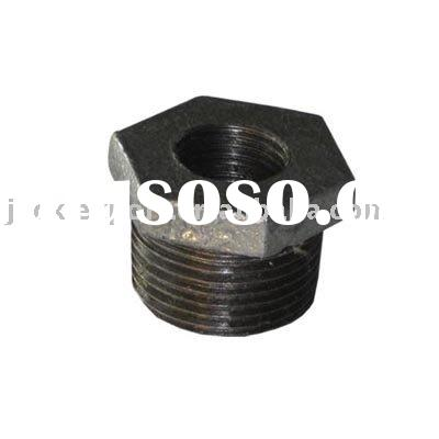Malleable Iron Hot Dipped Galvanized Bushing - M&F