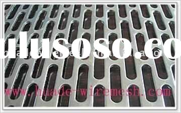 Metal punch, perforated metal, decorative perforated metal