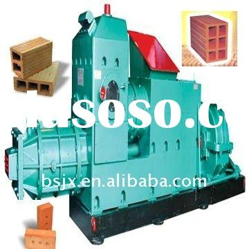 Middle capacity- clay fired brick making machine