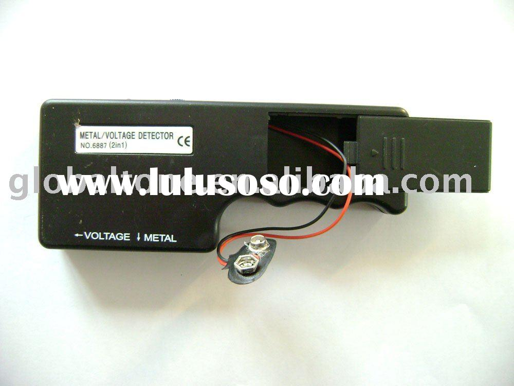 Mini Electronic Metal & Voltage Detector GT-6887 (2 in 1)