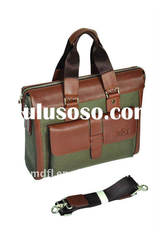 New fashion genuine leather office bags for men
