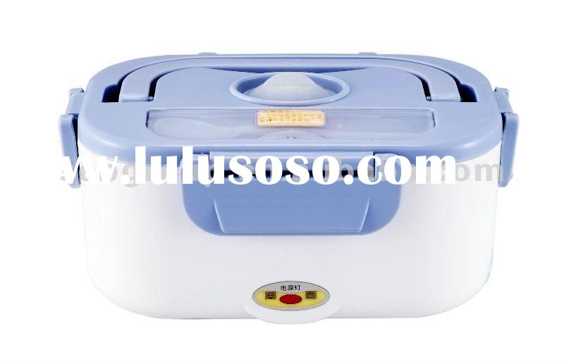 Newest Product:Plastic & Stainless Steel Electrical Food Container