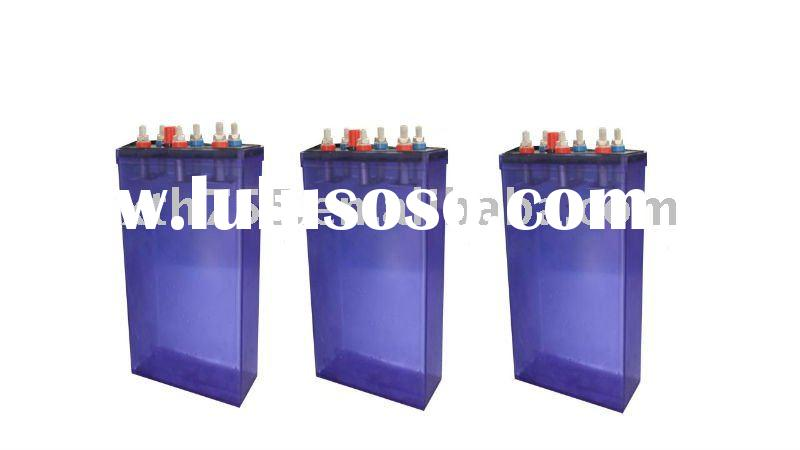 Nickel Iron Storage Battery for Wind turbine and Solar Energy