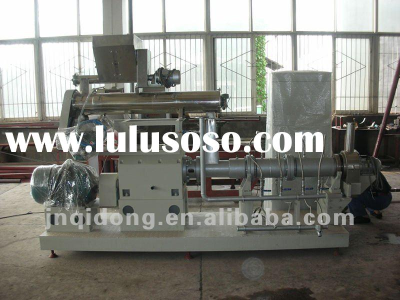 Nutritional rice processing line
