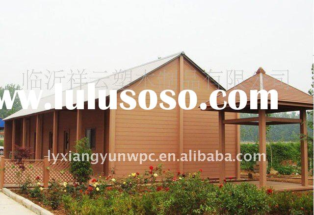 Outdoor and Eco-friendly house wooden house