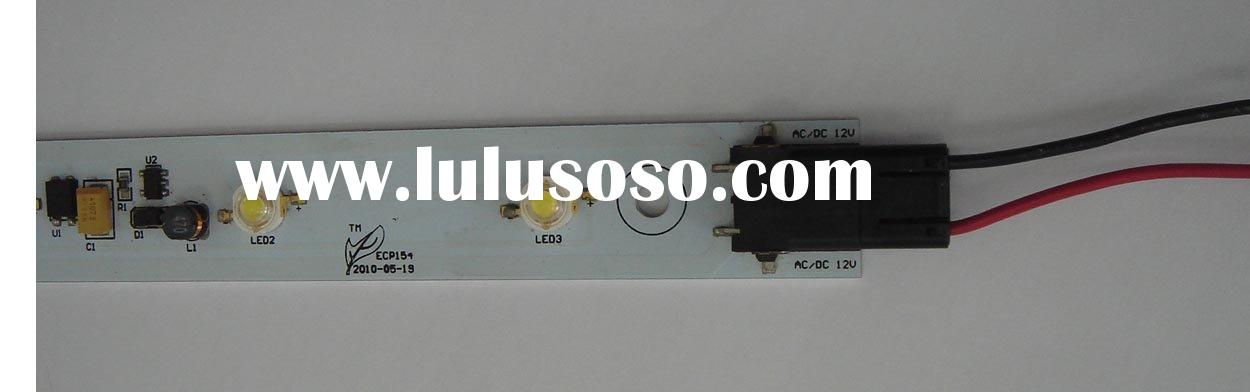 Outdoor-use high power LED module