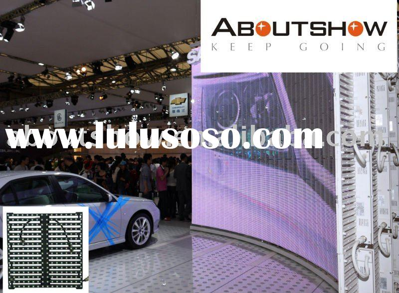 P18 indoor Full Color SMD LED board/ video wall system/ led screen/Full color Transparent LED board/