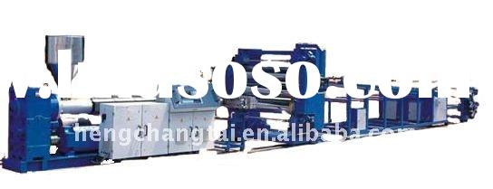 PC, PS, HIPS, ABS, PP and PE plastic sheet & plate extrusion line
