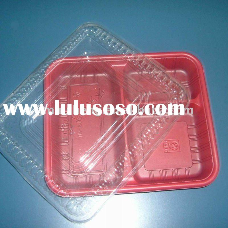 PP disposable plastic lunch box