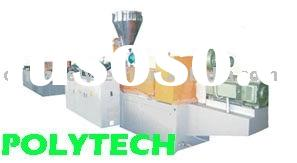 PVC corrugated roofing sheet production line