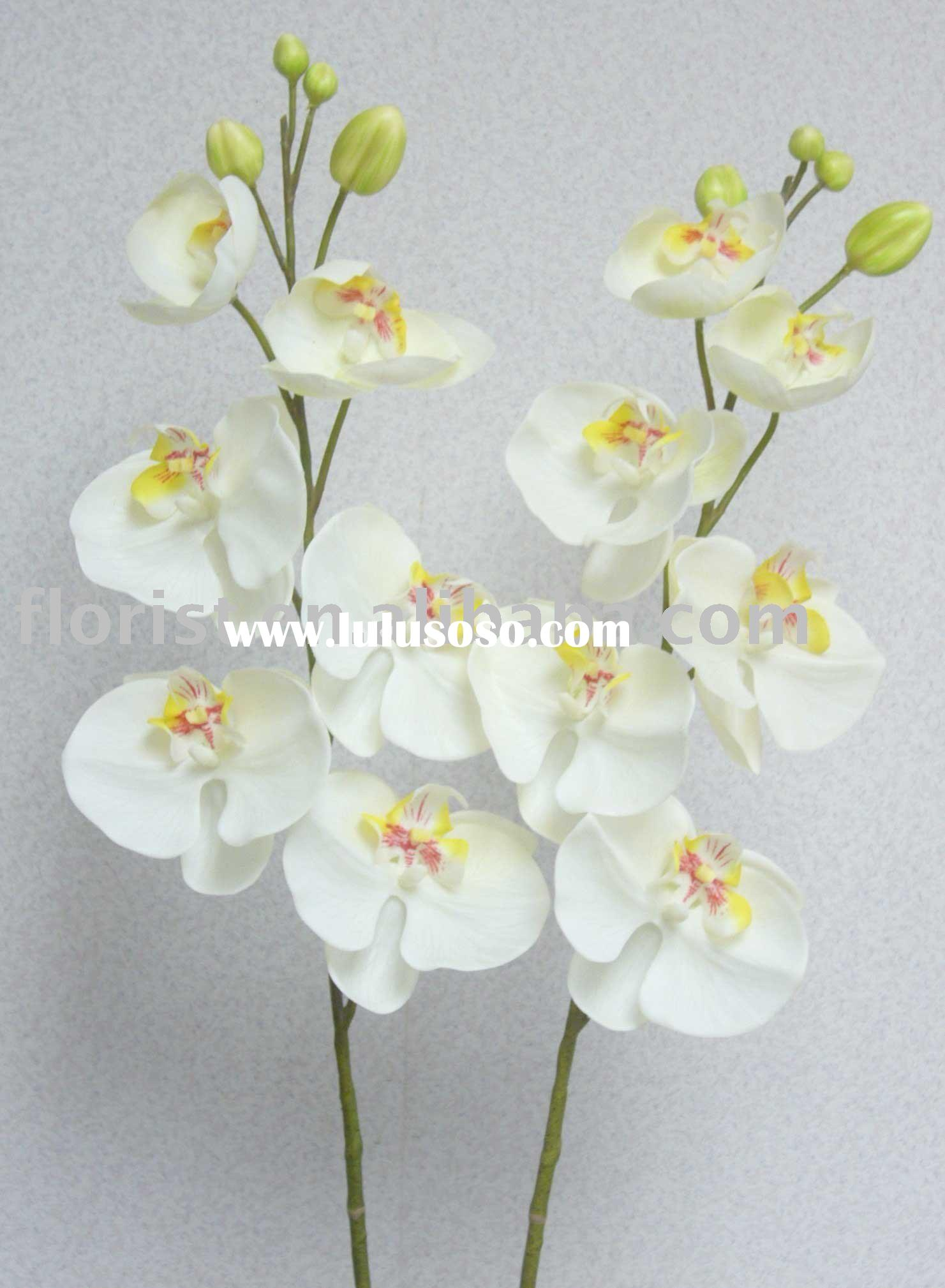 Phalaenopsis Orchid artificial flower (natural touch)
