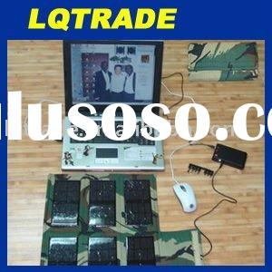 Portable solar power system / solar power folding system / emergency lighting, mobile power can be