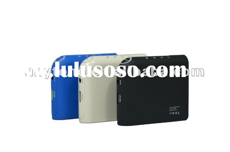 Power Bank Battery Charger/ External Backup Battery Charger/ Emergency Power pack with 8800mAh High