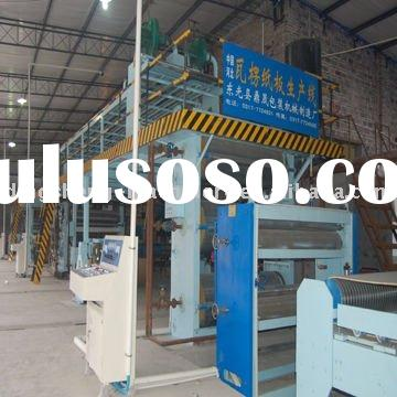 Production Line of Five-layer Corrugated Cardboard Of Box Making Machine