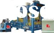 QT3-15 concrete block making machine (brick machine)