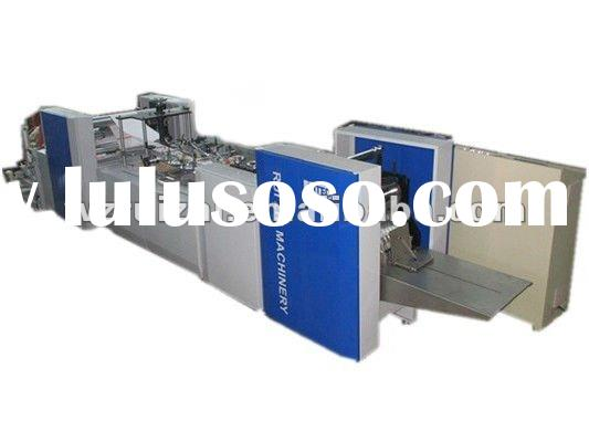 RZJD 300 Automatic Food Paper Bag Making Machine