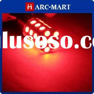 Red SMD 27 LED Car Tail Light Bulbs 1156/582 12V #JB119
