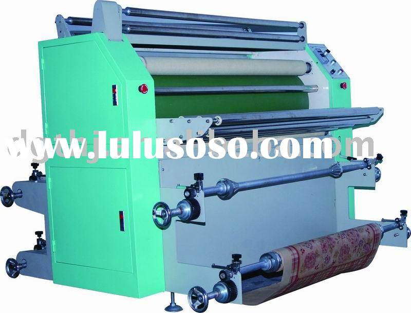 Roll style Sublimation Heat Transfer Press Machine B (CE approval
