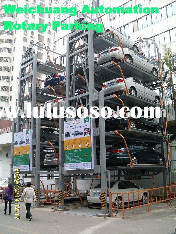 Rotary Automated Car Parking System