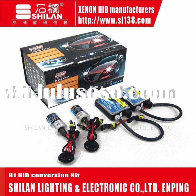 SHILAN H1 HID KIT XENON LIGHT CONVERSION KITS HEAD LIGHTS SINGLE DUAL BEAM H/L BULBS BALLASTS