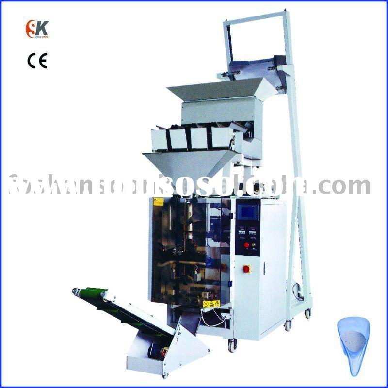 SK-420S Laundry Detergent Powder Automatic Packaging Machine