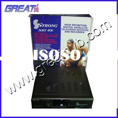STRONG 4930 HDMI digital satellite receiver