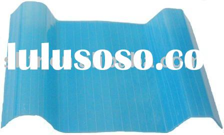 Skylite fiberglass roof sheet(fiberglass roof panel, skylight roof panel, corrugated panel)