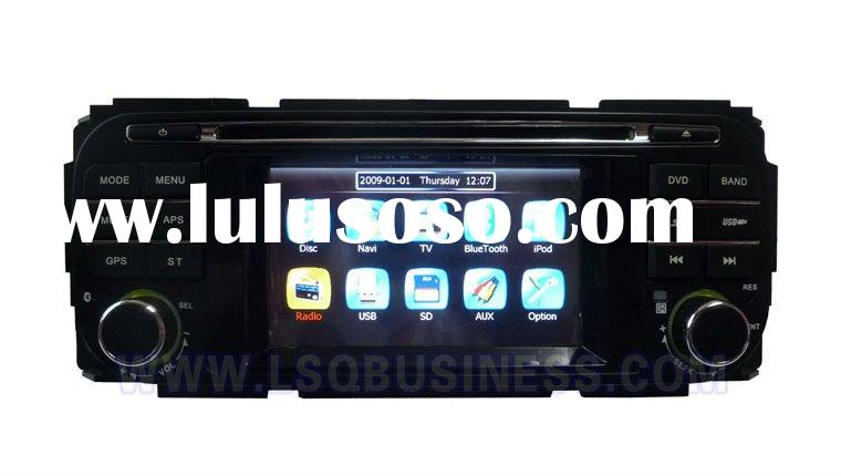 Special Car DVD Player for Chrysler Grand voyager with GPS Navigation, suitable for Grand Cherokee/J