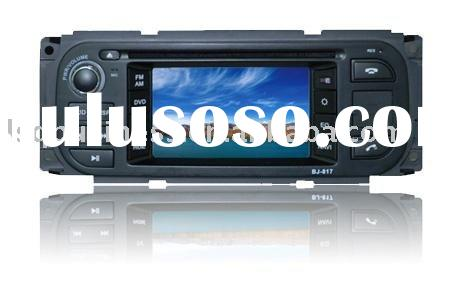 Special Chrysler Grand Voyager car DVD with GPS navigator, bluetooth, steer wheel control and other