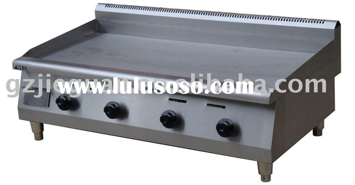 Stainless Steel Gas Griddle( flat plate)