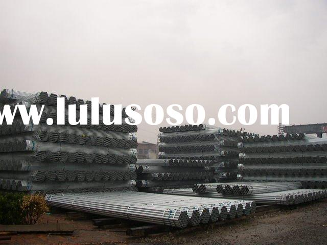 Steel Pipe/Hot rolled Pipe/Structure Pipe/Oil Pipe