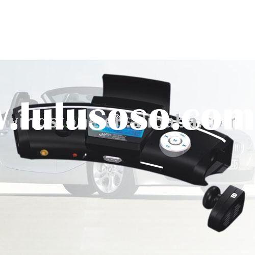 Steering Wheel Bluetooth car kit with DSP(Digital Sound Process) Technology