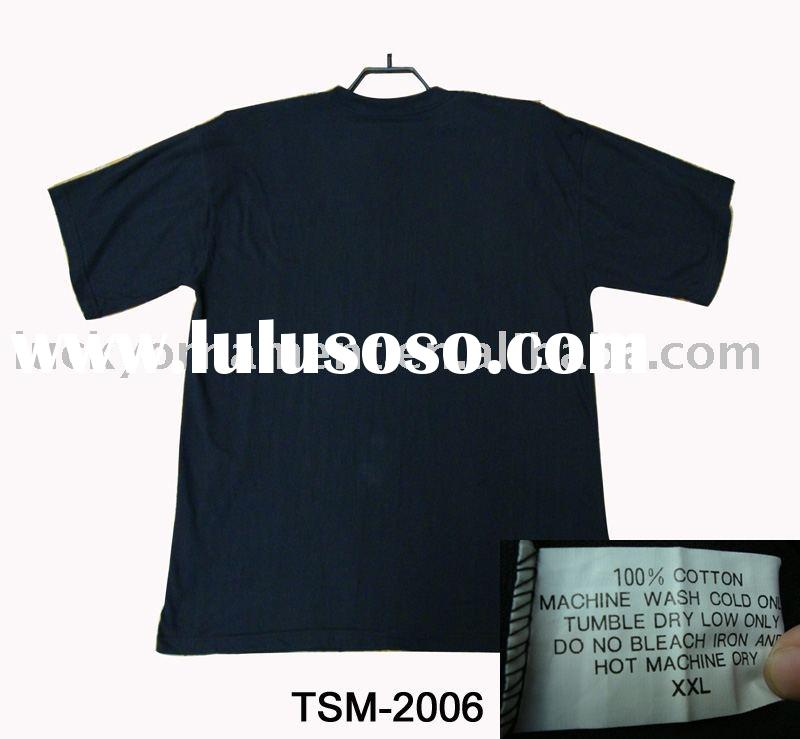 Stock t-shirts/closeout men's t-shirts/short sleeve t-shirts stock/apparels stock/overstock