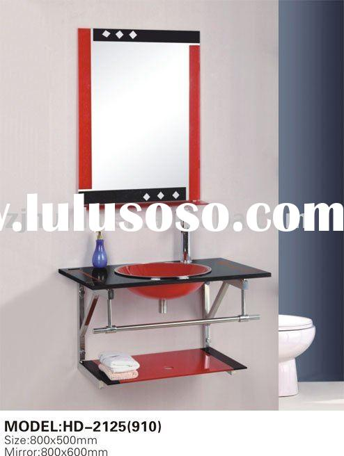 Tempered glass Basin