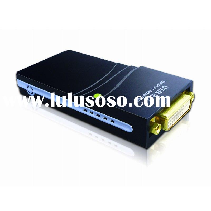 USB 2.0 DVI hdmi VGA External Video Adapter