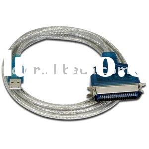 USB to IEEE 1284 Parallel Port Adapter Cable