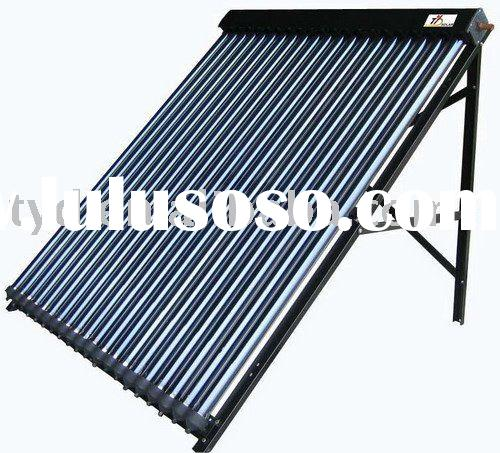 Vacuum Tube Heat Pipe Pressurized Solar Heat Collector