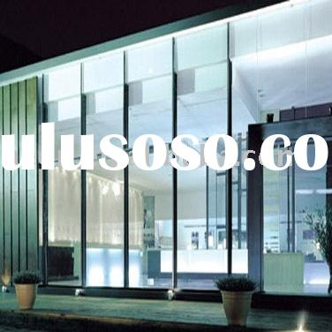 WINDOW GLASS (Clear glass, Tinted glass, Reflective glass, Mirror, Laminated glass, Acid etched glas