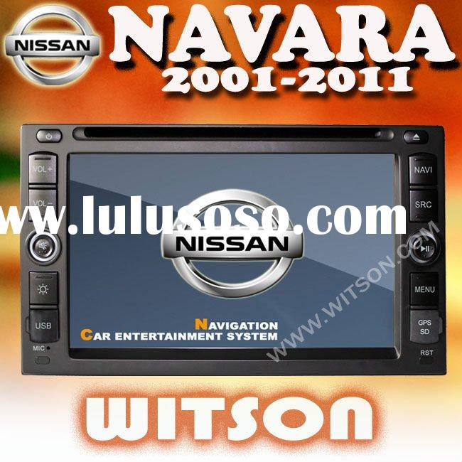 WITSON NISSAN NAVARA In Car DVD Players