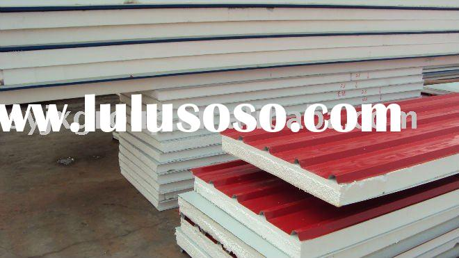 Eps Foam Roof Panels : Wall roof cladding sheet forming machine for sale